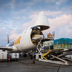 United Transportation - Air Freight