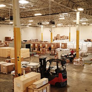 United Transportation - Long Term and Short Term Warehousing